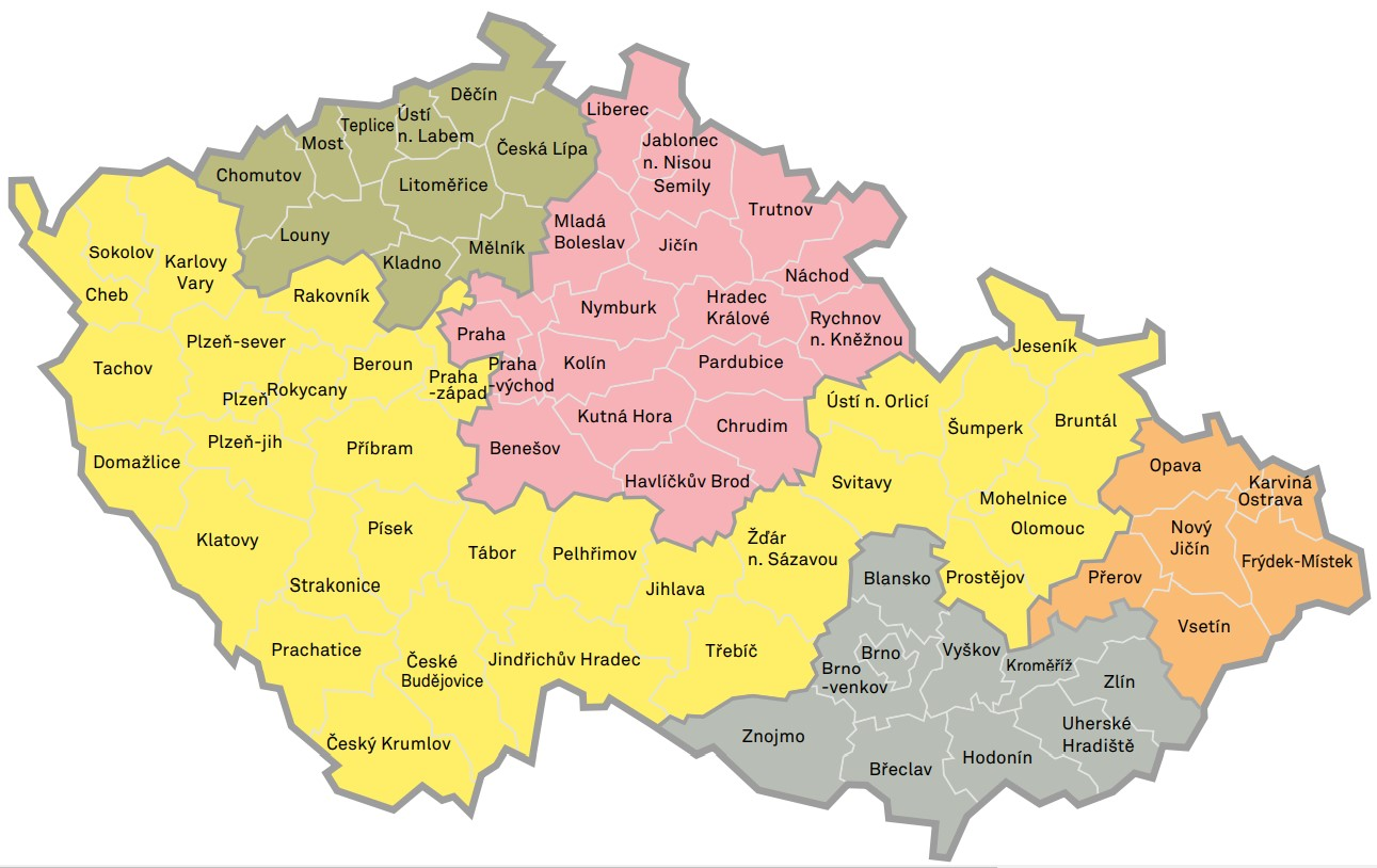 Mapa Beaton