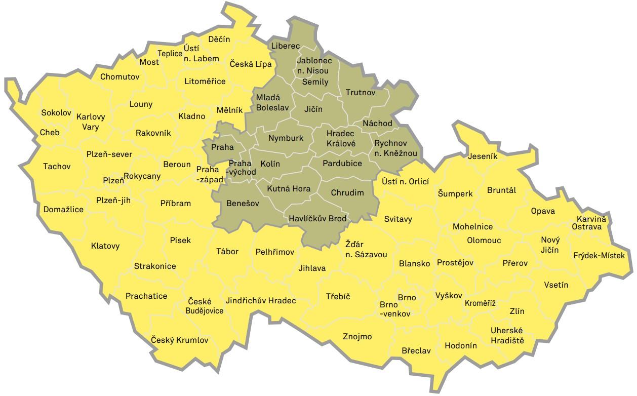 Mapa Belisima